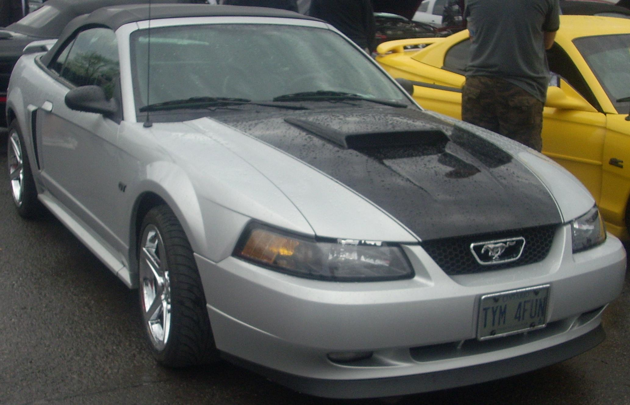 File:Tuned SN95 Ford Mustang GT Convertible (Sterling Ford).jpg - Wikimedia Commons