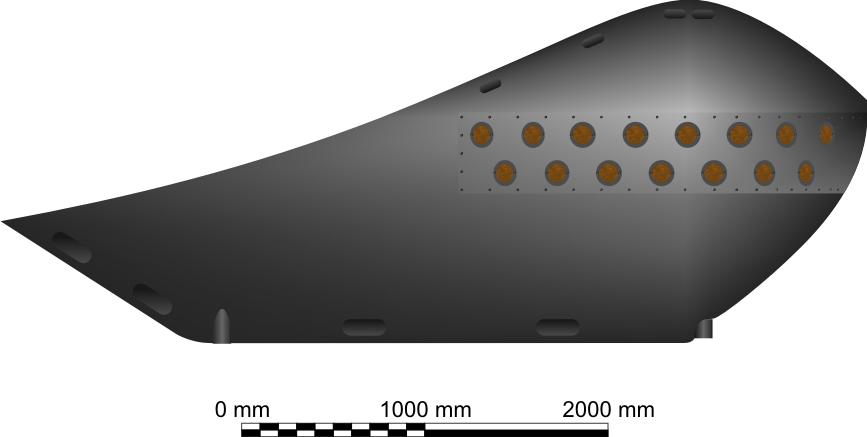German submarine U-1308