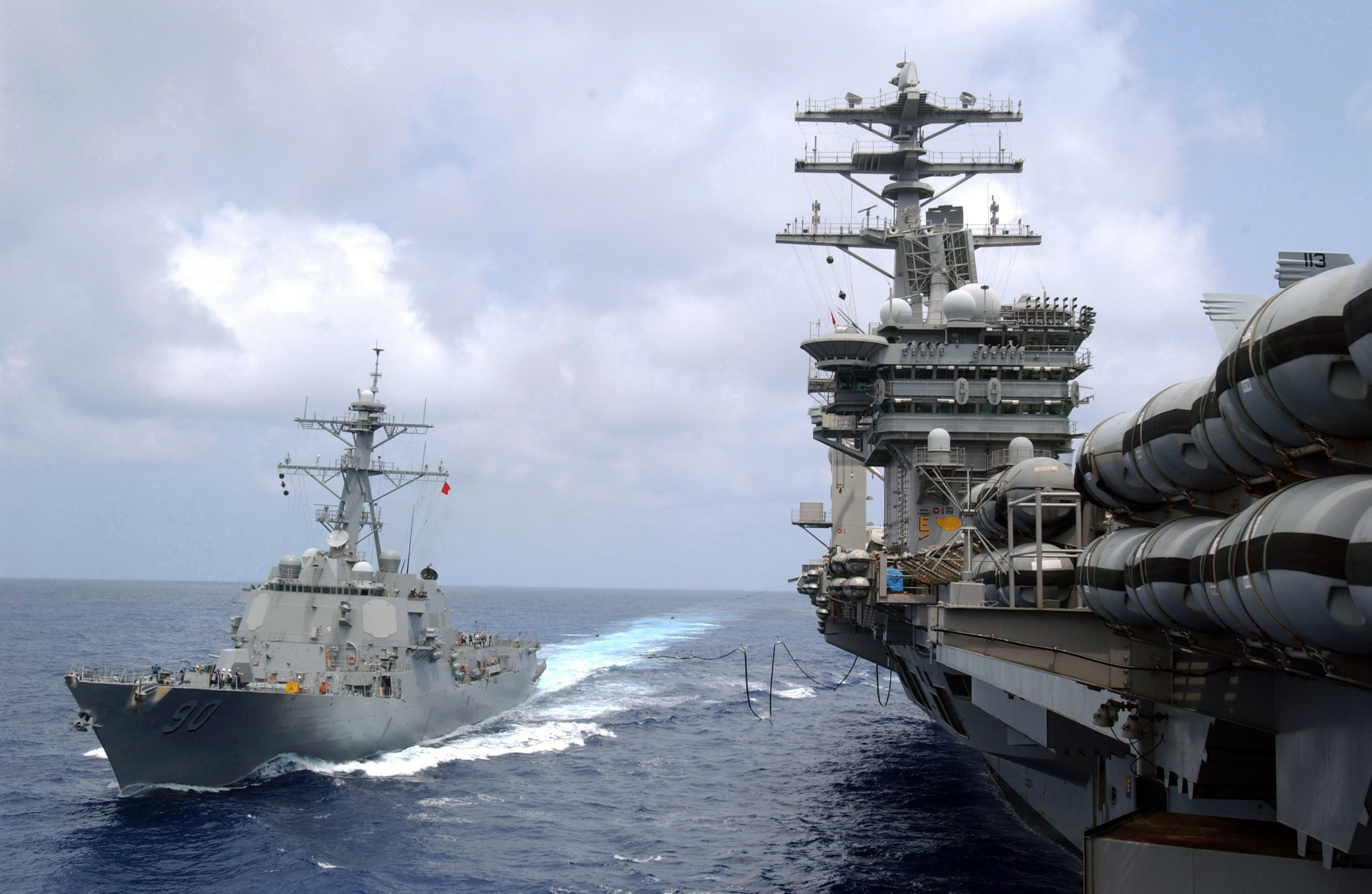 an overview of the historic invention of aircraft carrier in the united states Text of hr 2810: national defense authorization act for  of the united states of  in support of the nuclear-powered aircraft carrier forward.