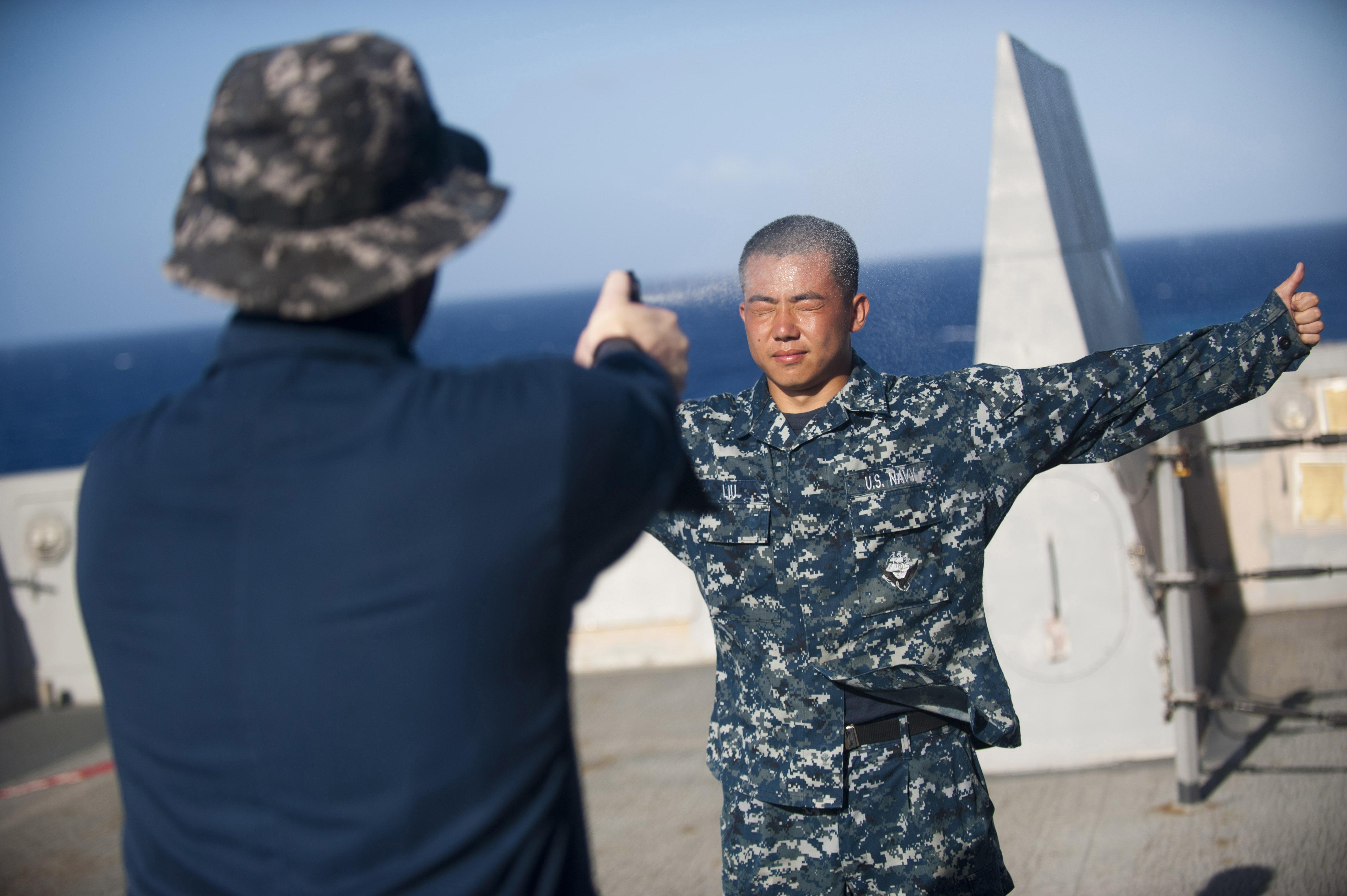 File:US Navy 111203-N-PB383-623 Logistics Specialist Seaman ...