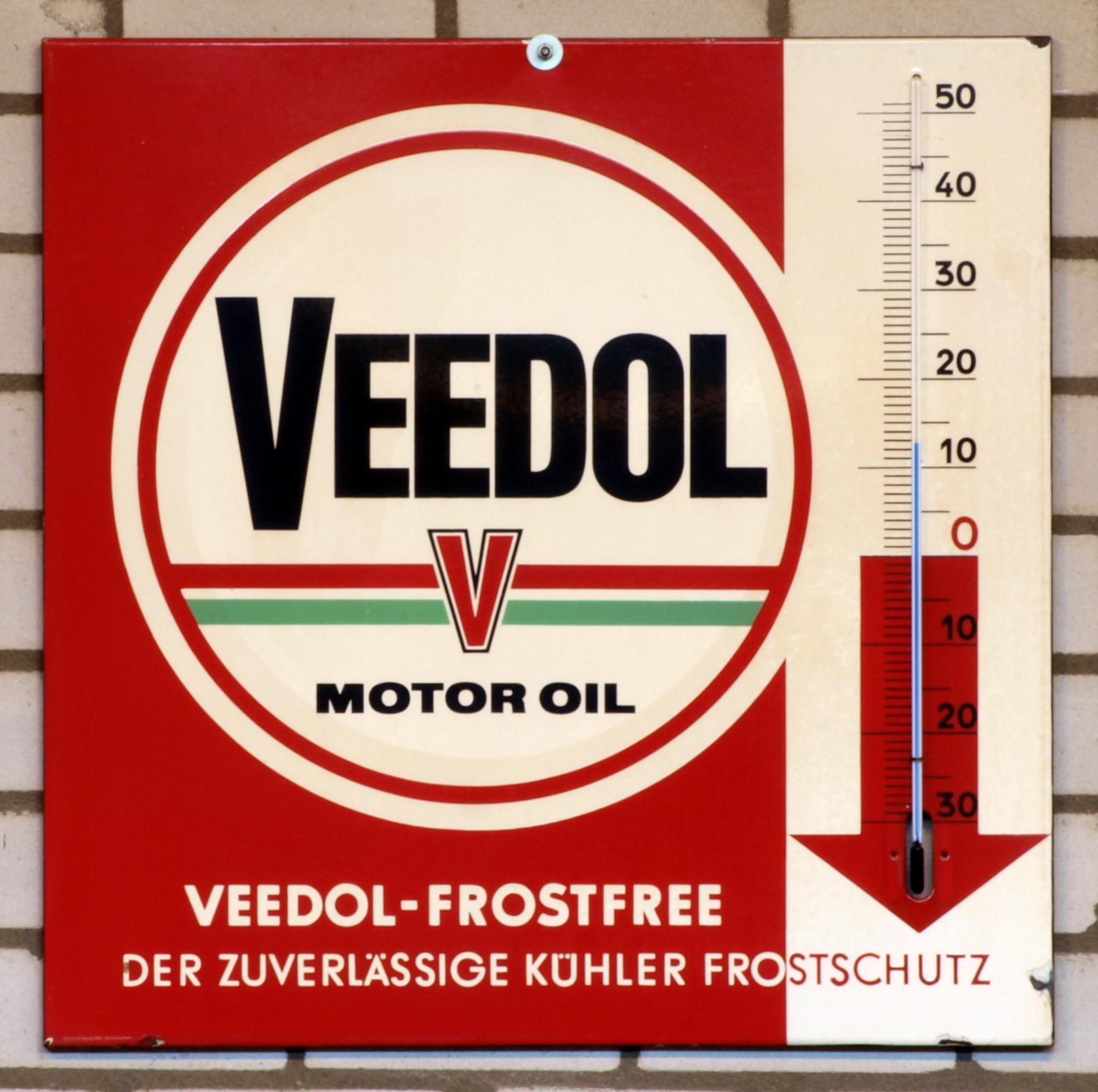 File Veedol Enamel Advert Sign At The Den Hartog Ford