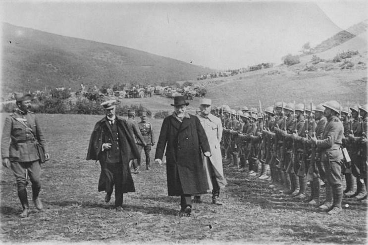 Archivo: Venizelos WWI 1918.jpg