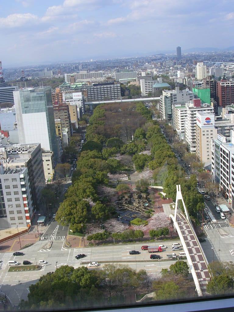 Great photos of Hisaya Ōdori Park in Japan : Places ...