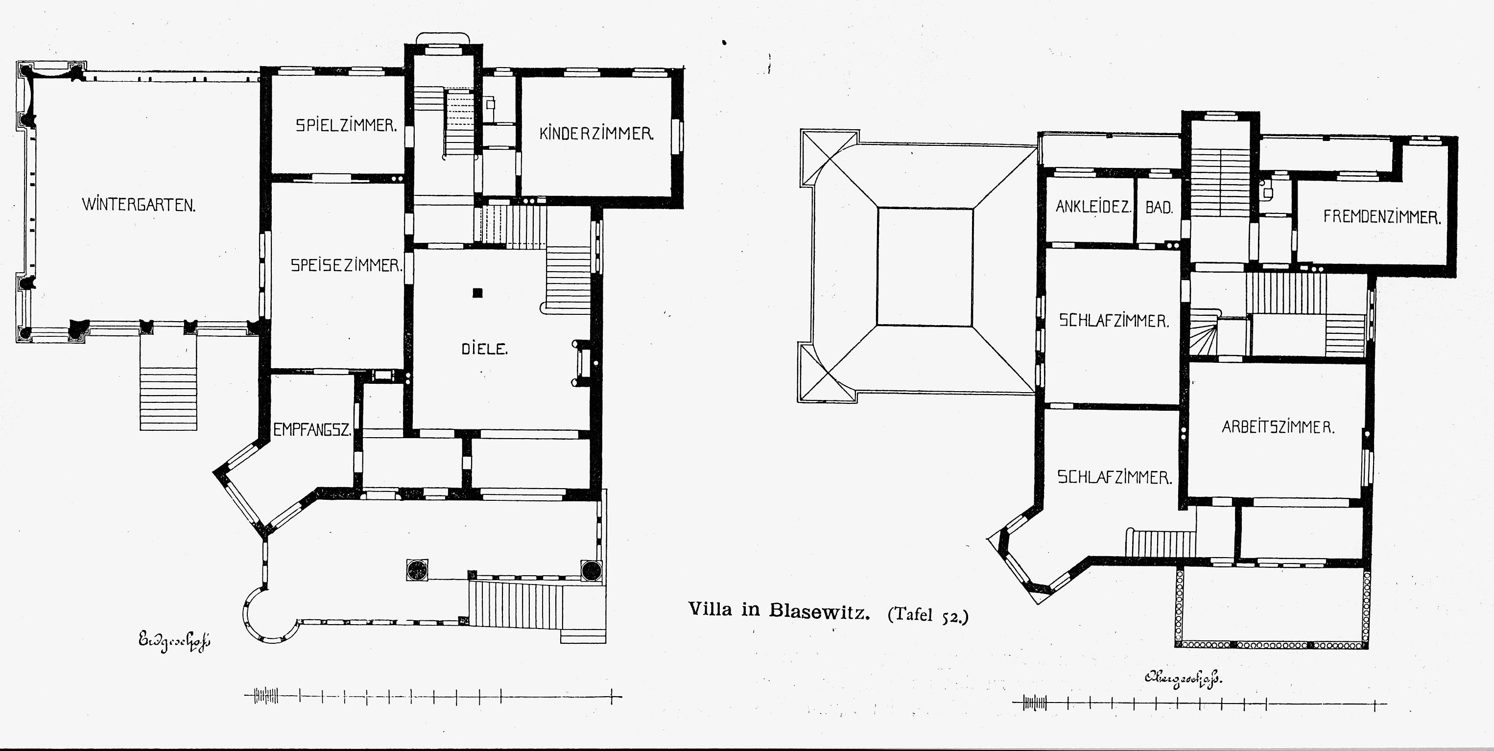 file villa muttersegen in blasewitz bei dresden architekt schilling graebner dresden tafel. Black Bedroom Furniture Sets. Home Design Ideas