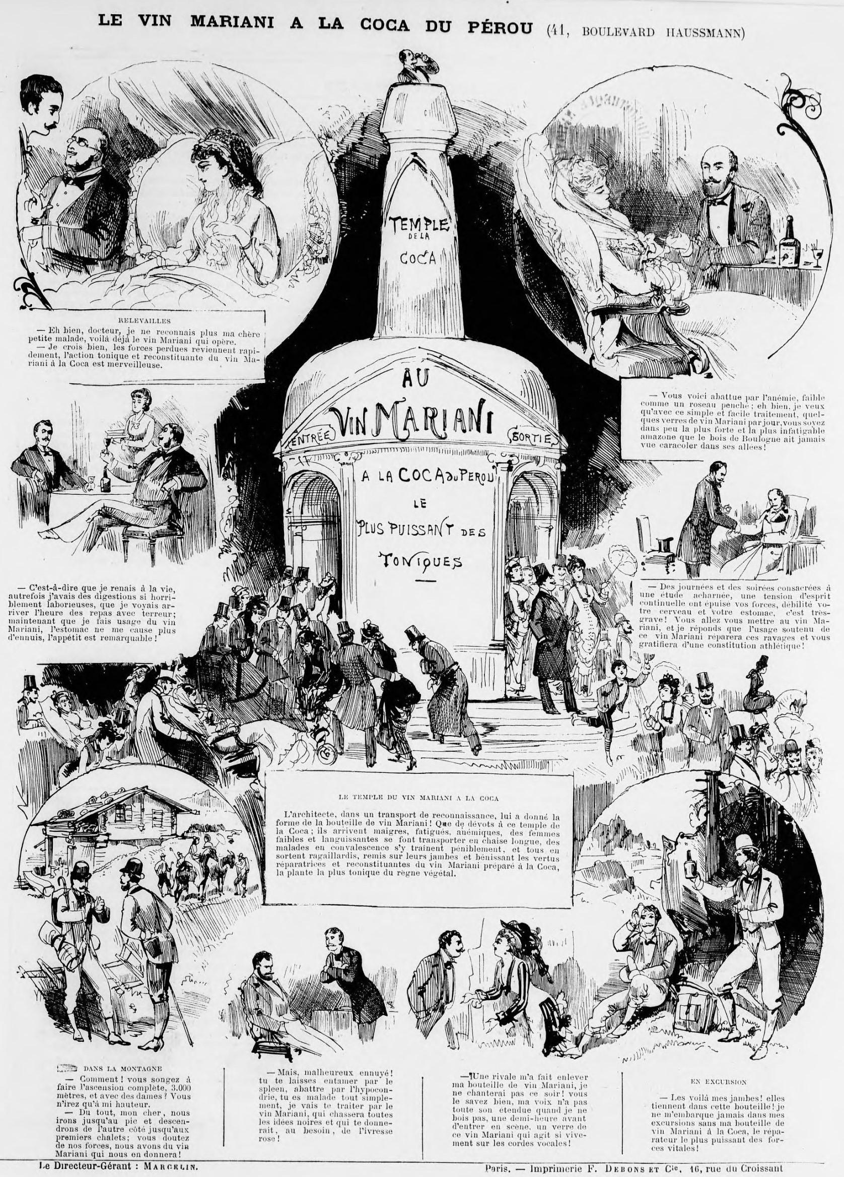 File Vin Mariani Robida Vie Parisienne 1877 Jpeg Wikimedia Commons