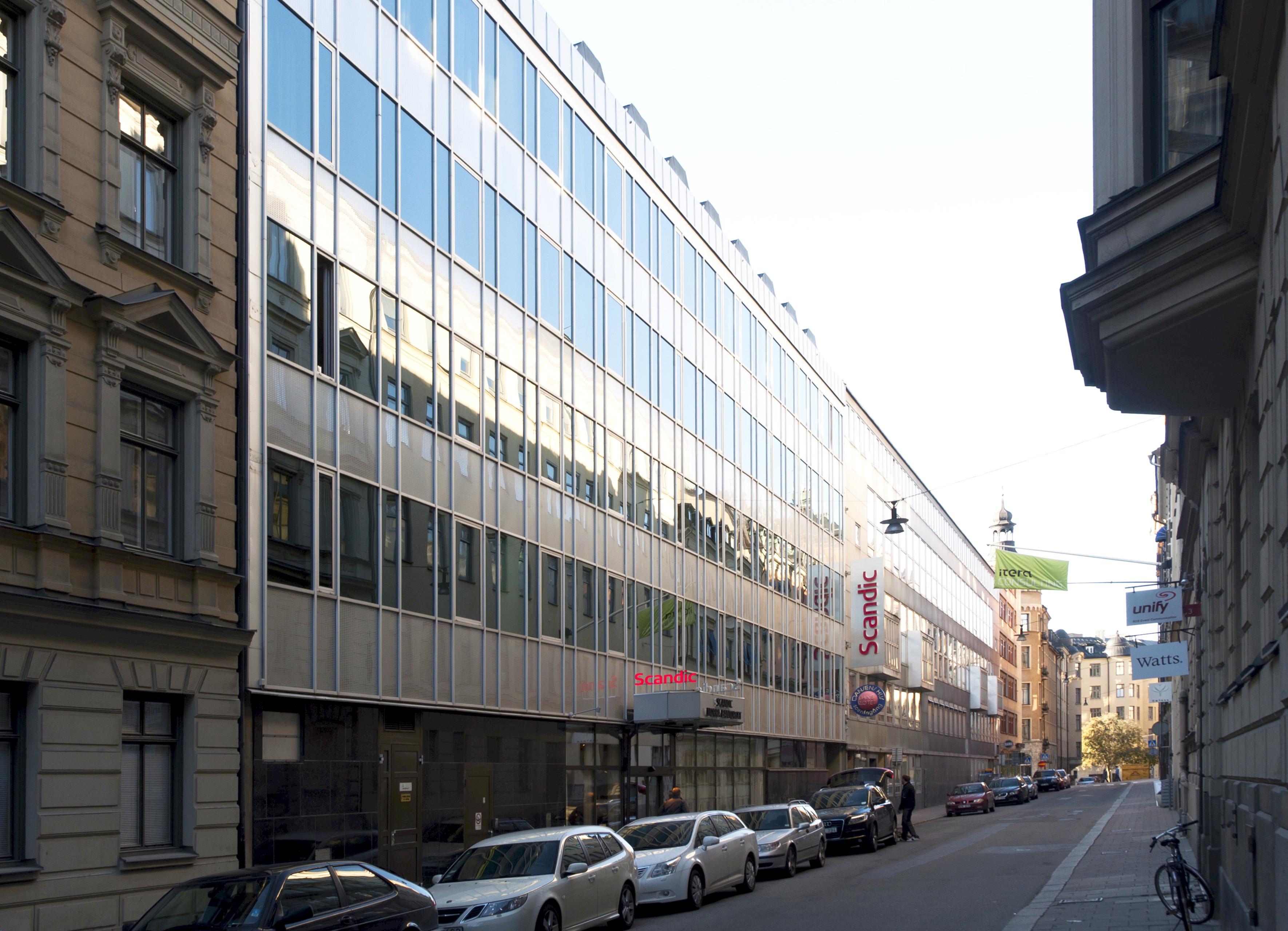 wallingatan 15 stockholm