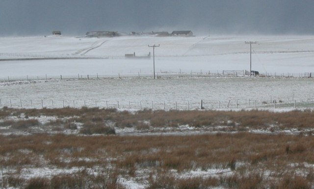 File:Warthill, hilltop farm in East Holm, Orkney - geograph.org.uk - 130009.jpg