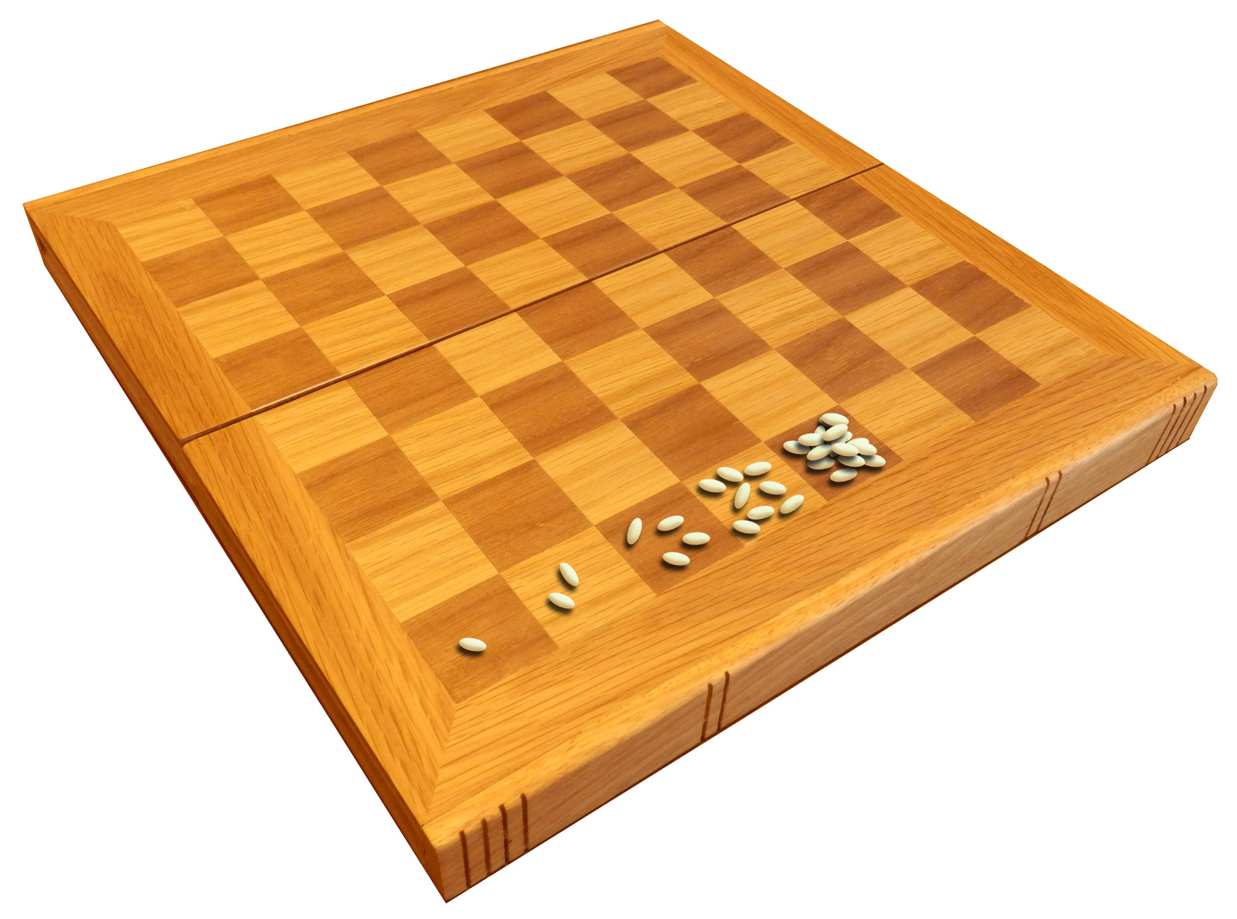 Wheat and chessboard problem - Wikipedia