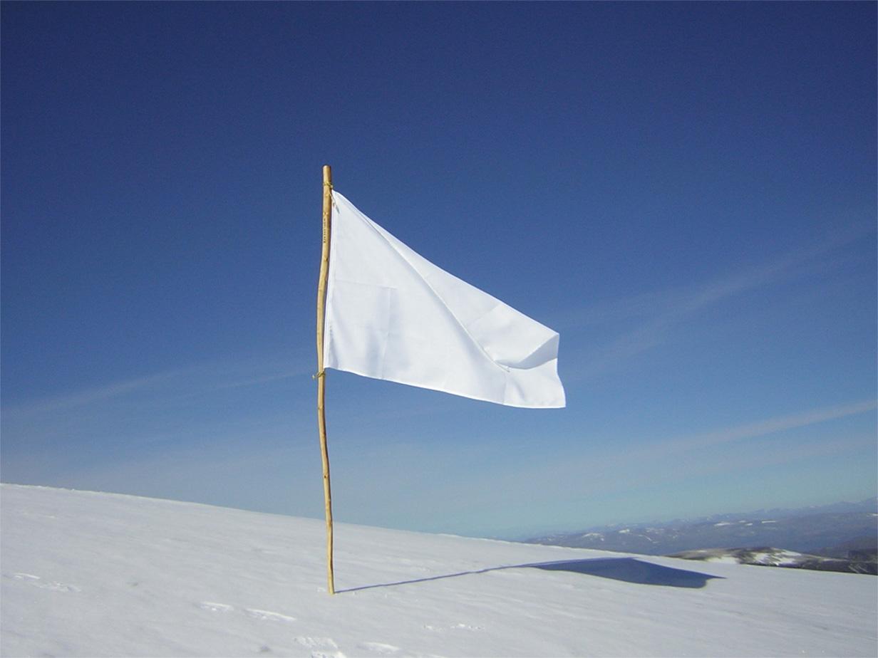 статья белый флаг картинка теплой субботы солнечного