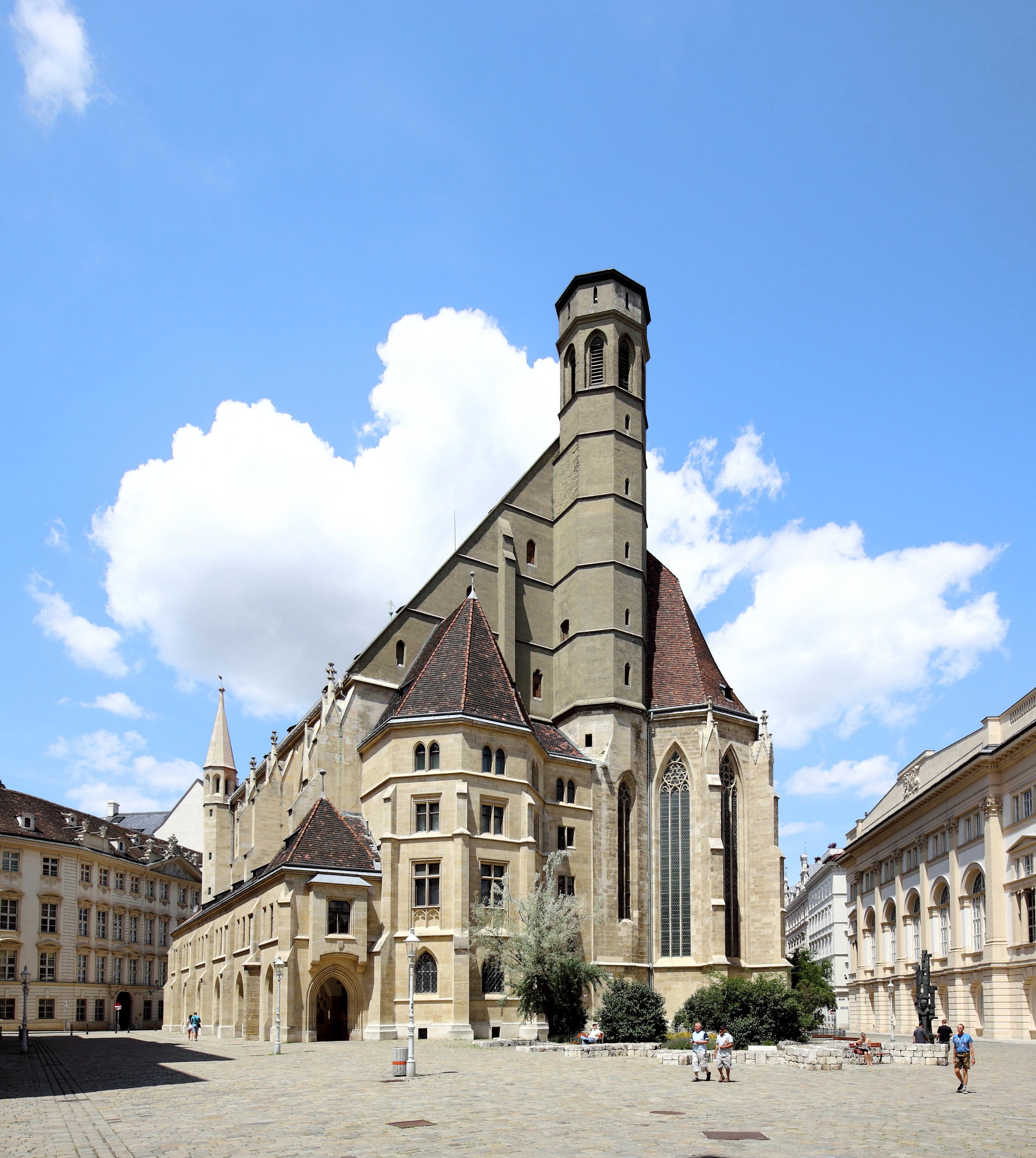 Wien - Minoritenkirche.JPG