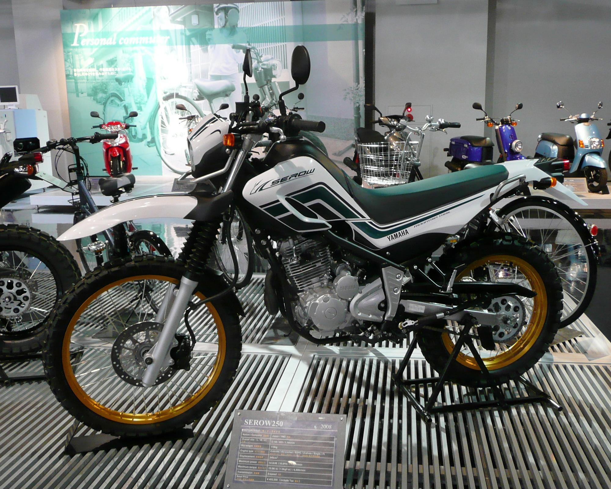 テネレ 250