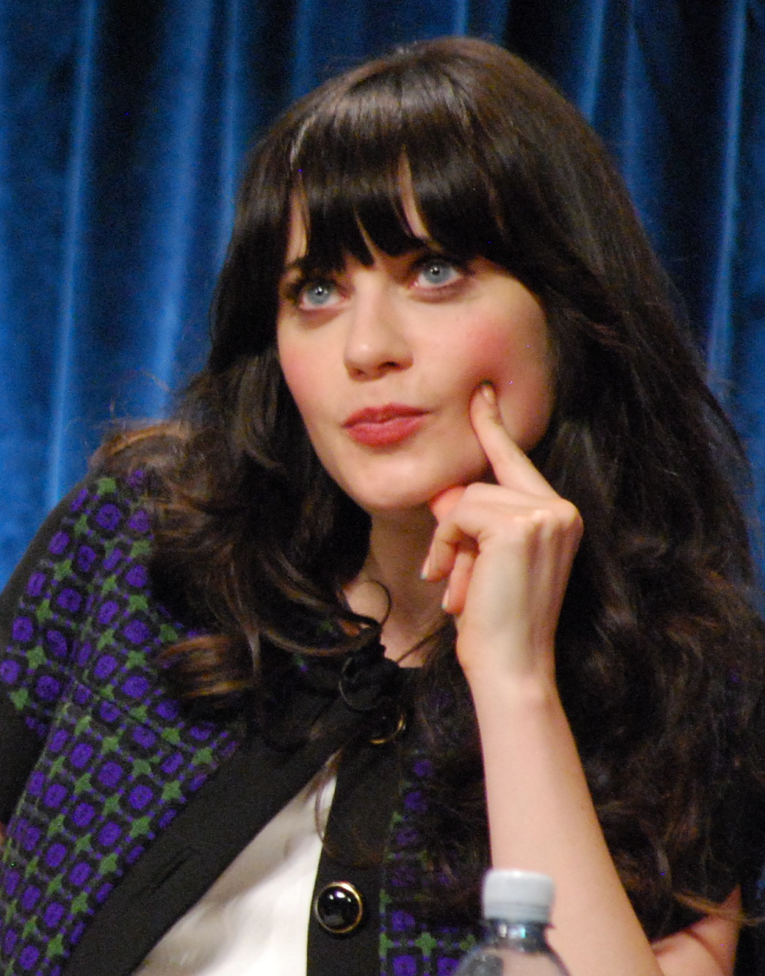 Zooey Deschanel nude 606