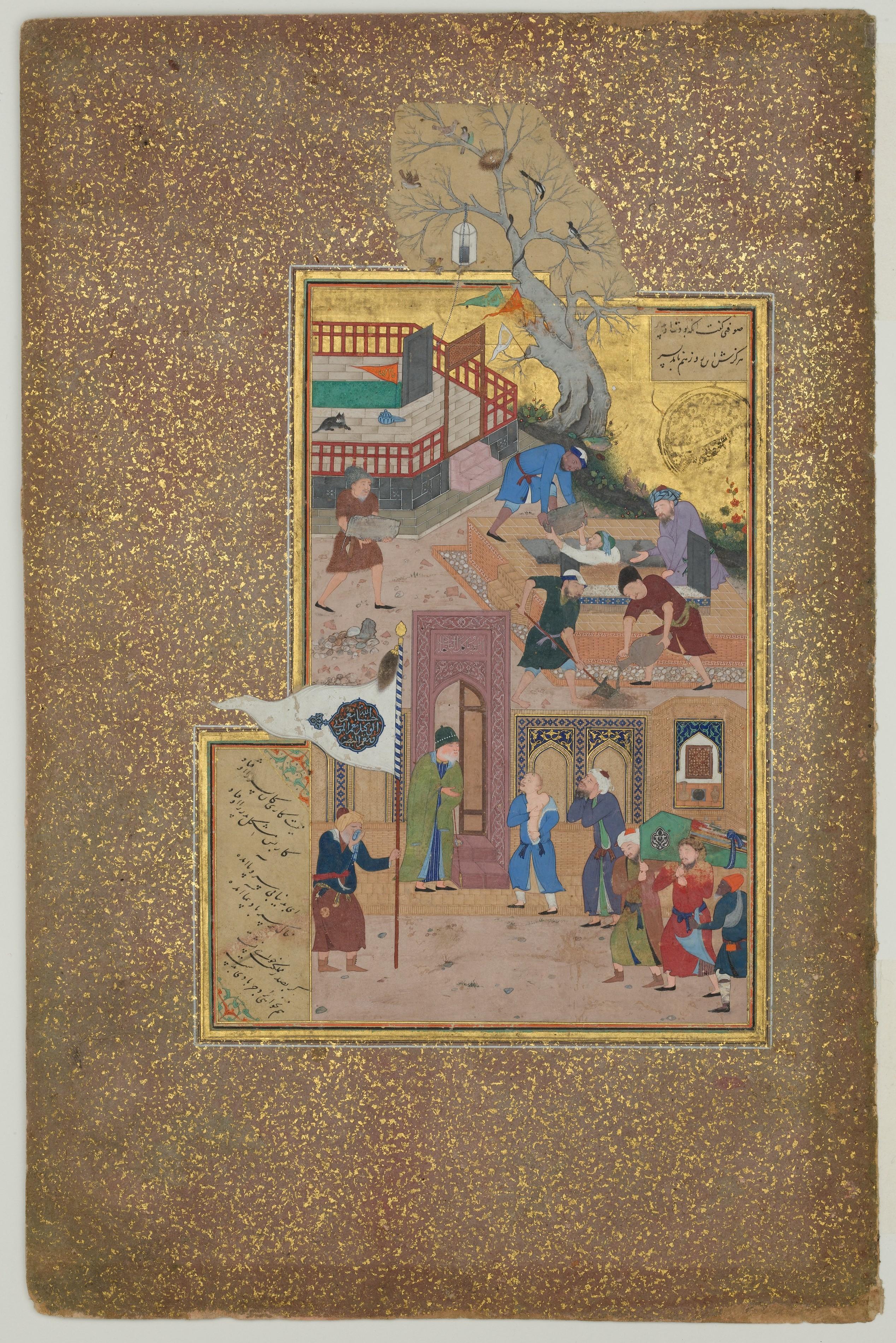 women artists mughal court