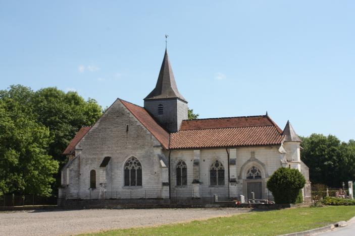 Église Saint-Étienne de Saint-Ouen-Domprot (Classé)