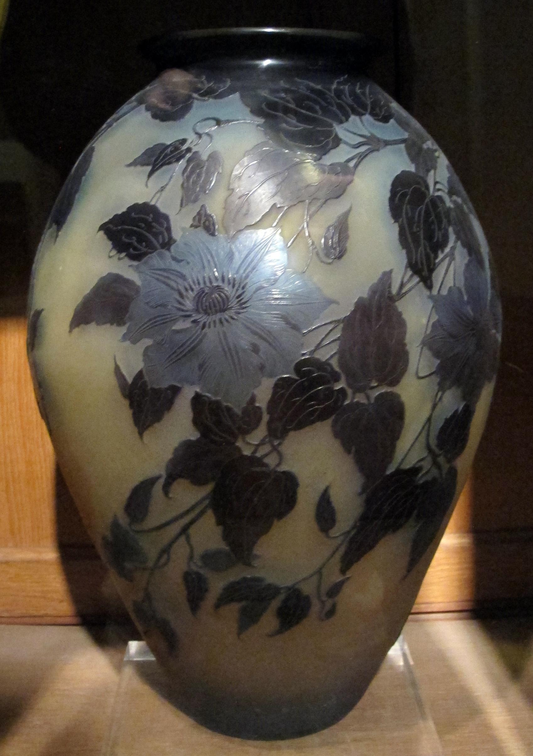 Mile gall vaso 1900 ca jpg for Vaso galle