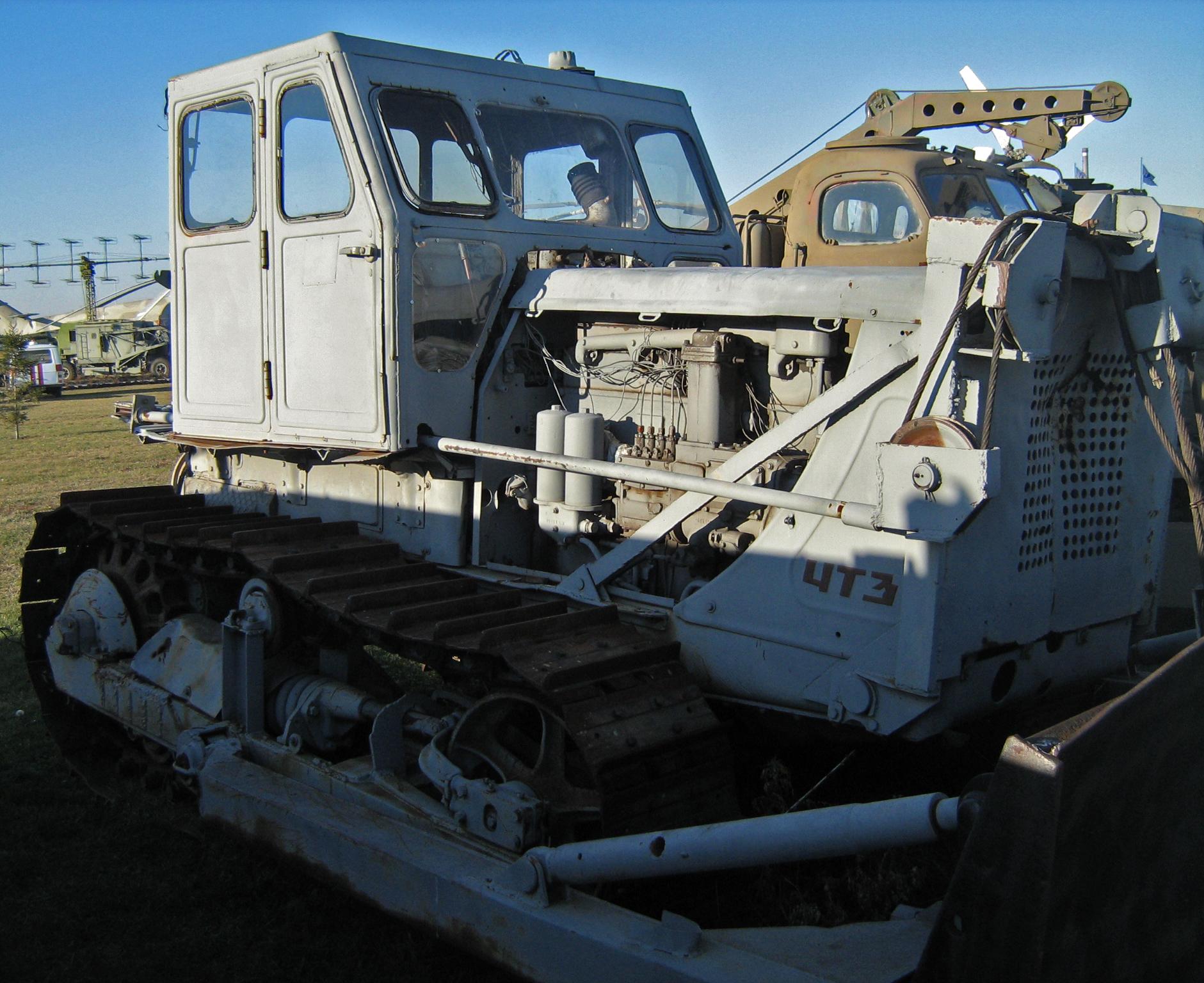 File:Трактор ЧТЗ-2.jpg - Wikimedia Commons