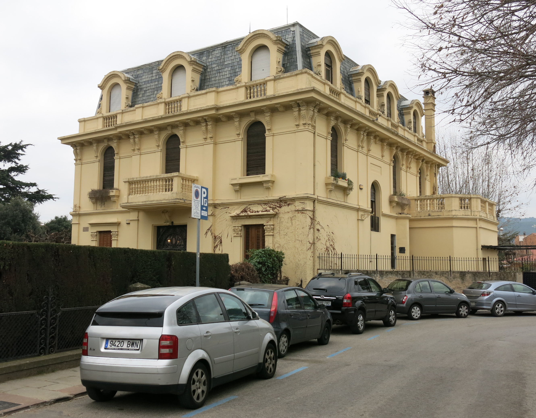 File 061 casa ramos pl silenci la garriga jpg - Casa la garriga ...