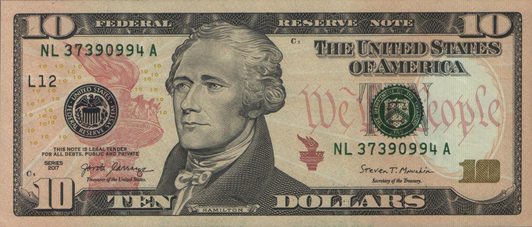 Firma de moneda de Carranza