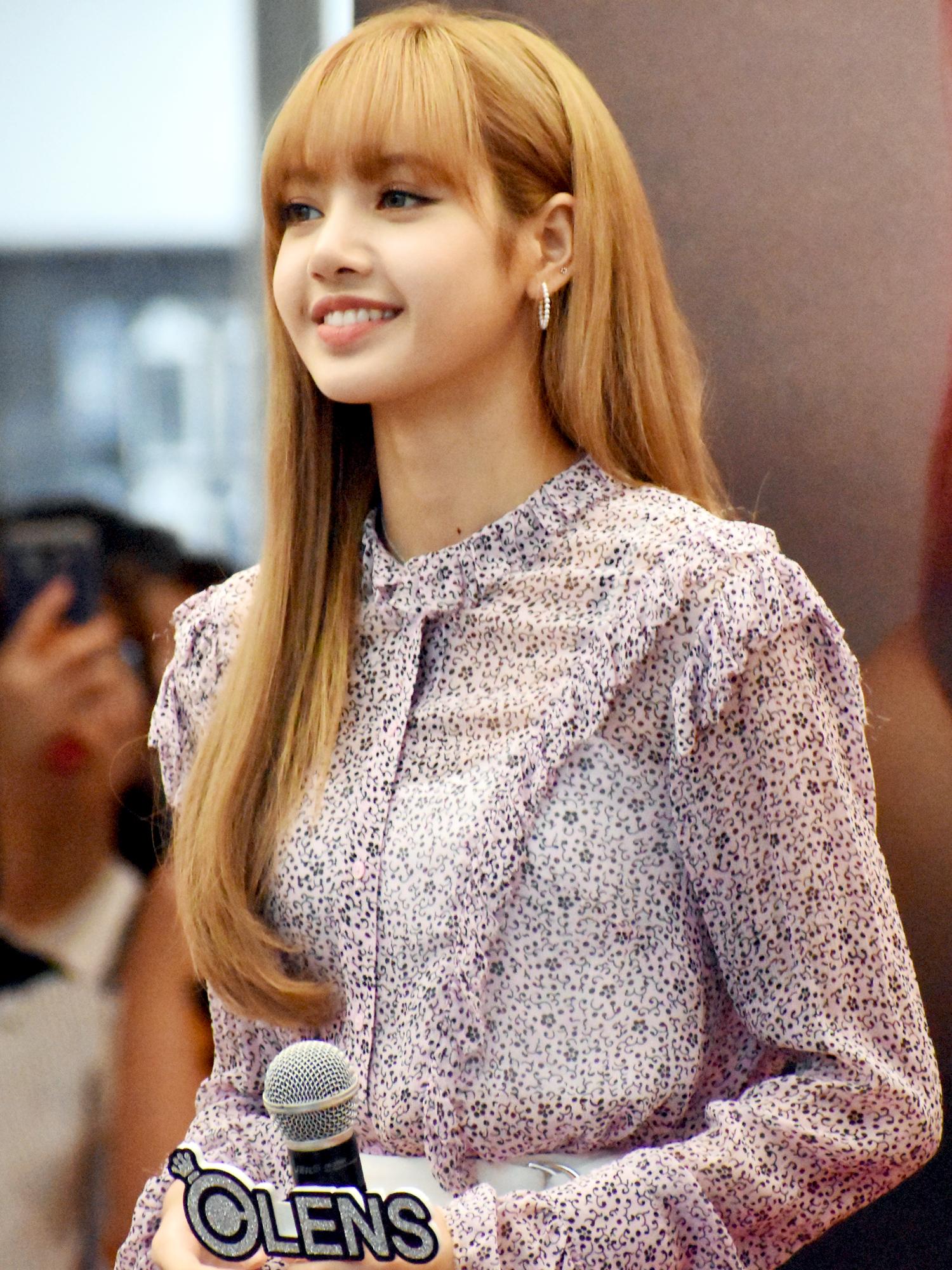 Lisa (Thai singer) - Wikipedia