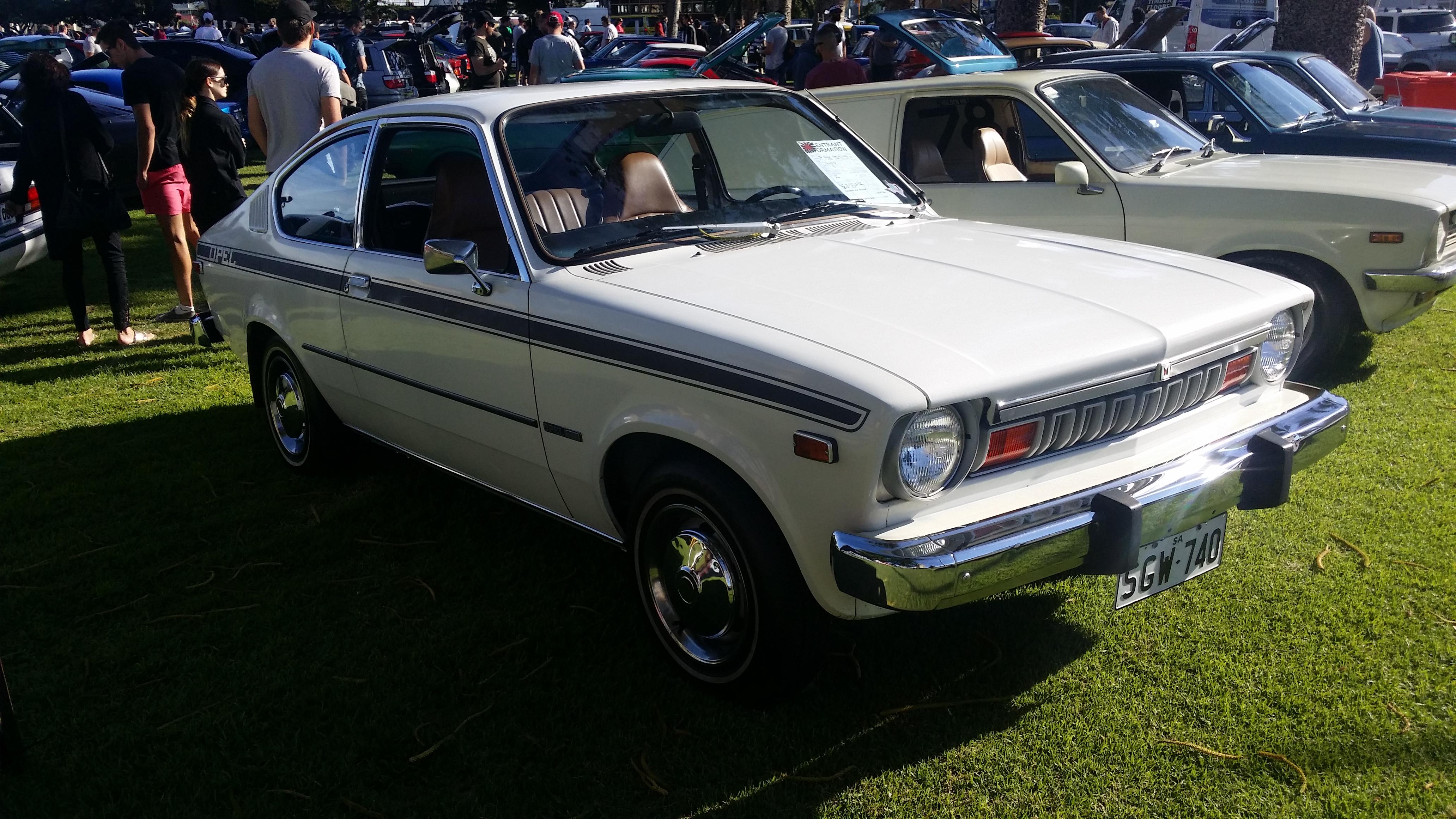 Buick T Type >> File:1976 Buick Opel - 90,000km (16815117771).jpg - Wikipedia