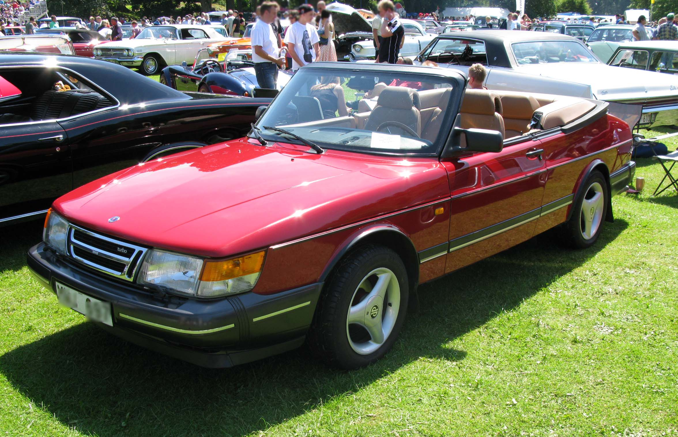 file 1987 saab 900 t16 wikimedia commons. Black Bedroom Furniture Sets. Home Design Ideas