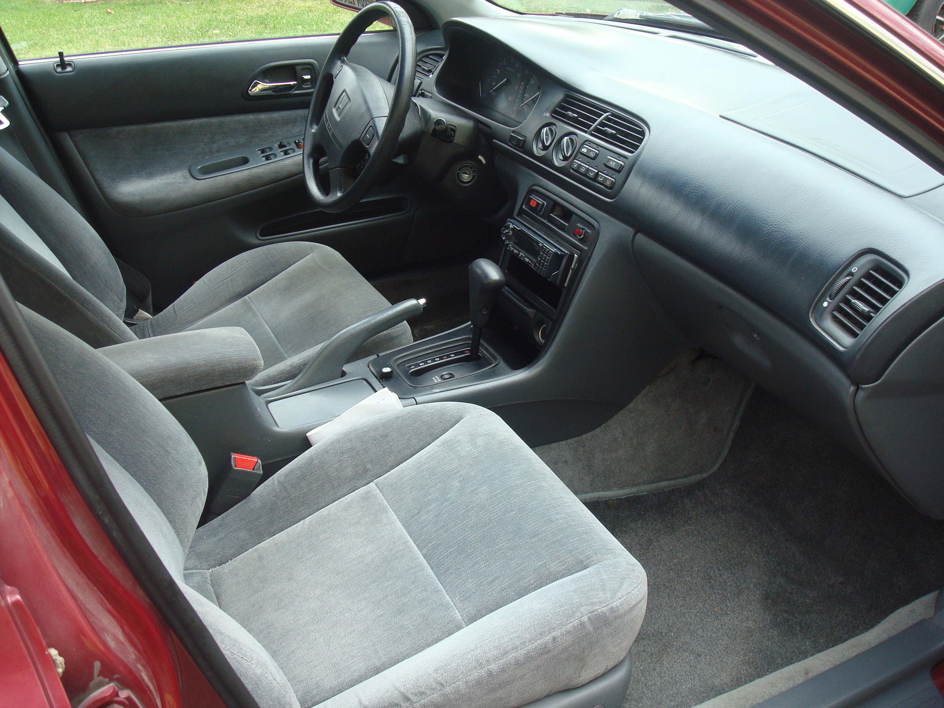 file 1994 honda accord interior jpg wikimedia commons. Black Bedroom Furniture Sets. Home Design Ideas