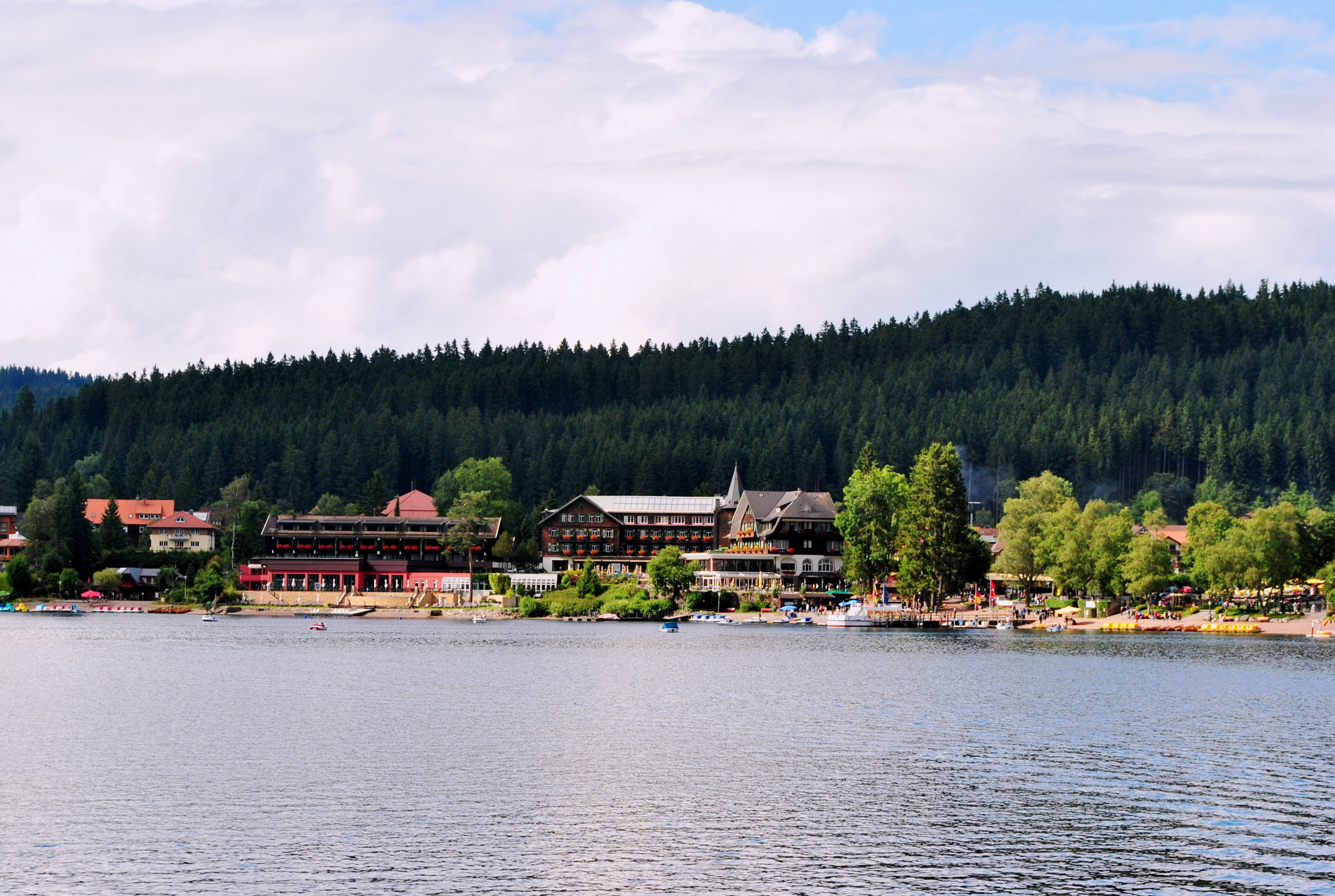File 1 Of 10 Lake Titisee Black Forest Germany Jpg Wikimedia Commons