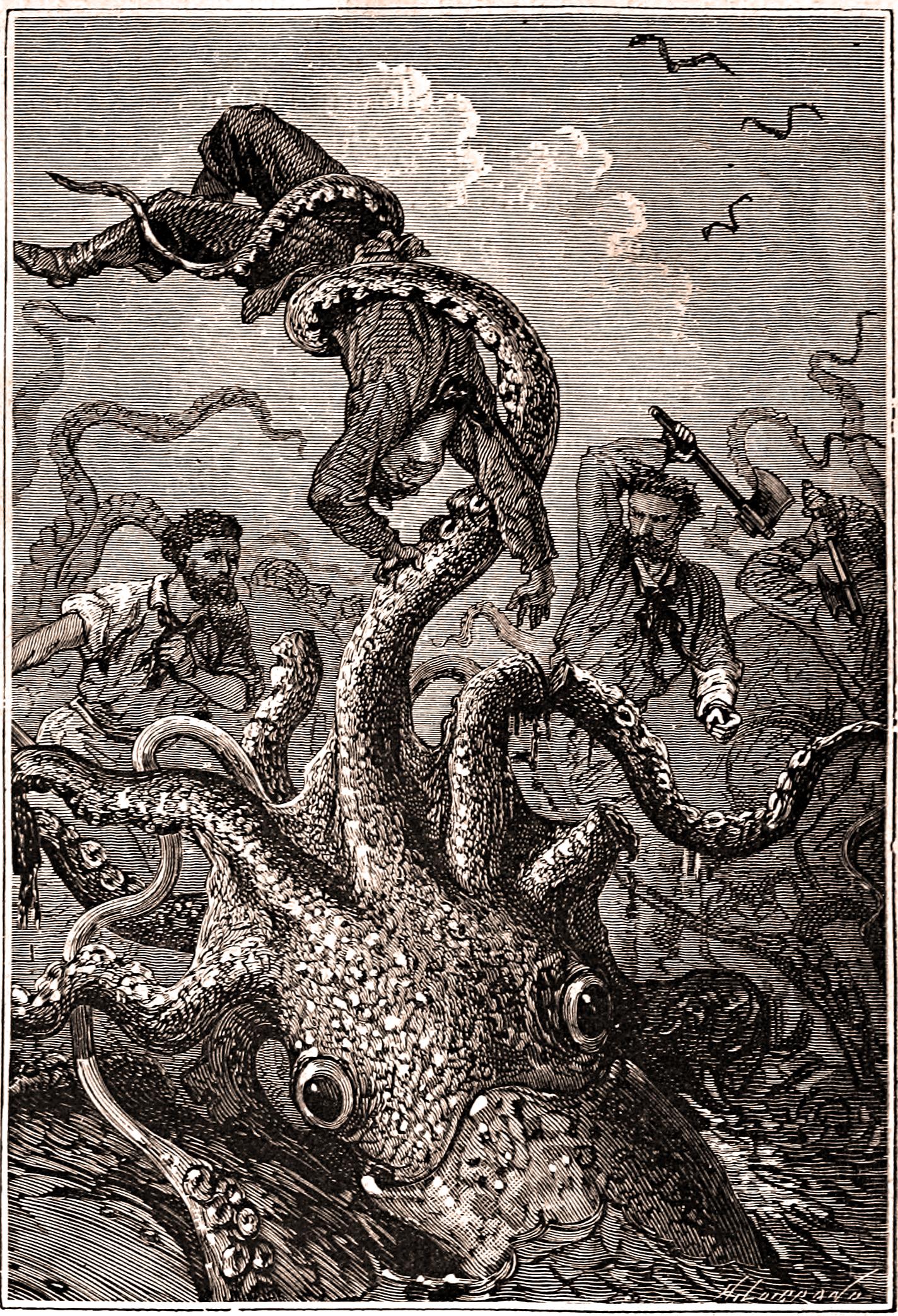 Kraken in popular culture - Wikipedia