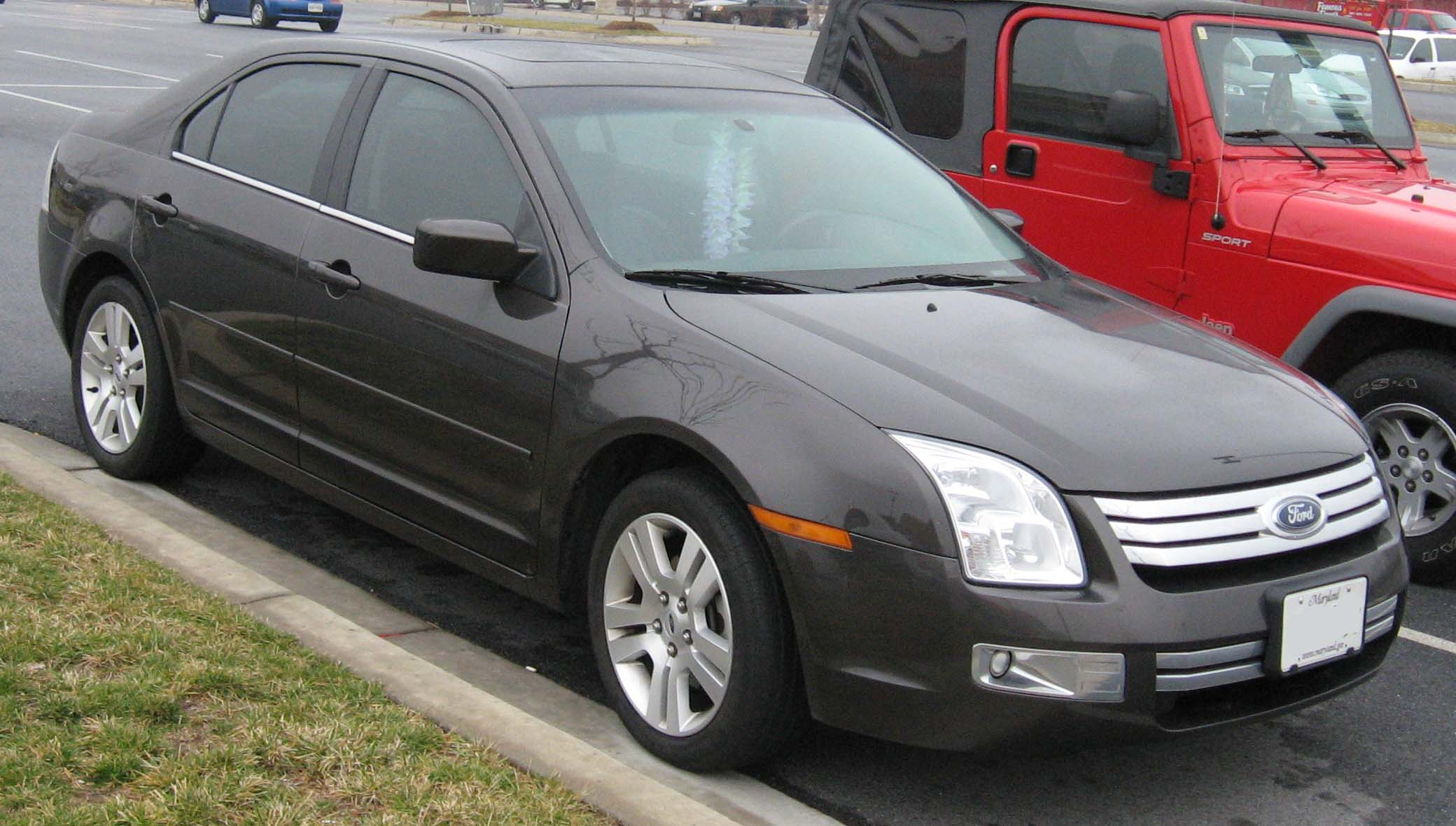 File 2006 07 Ford Fusion Jpg Wikimedia Commons