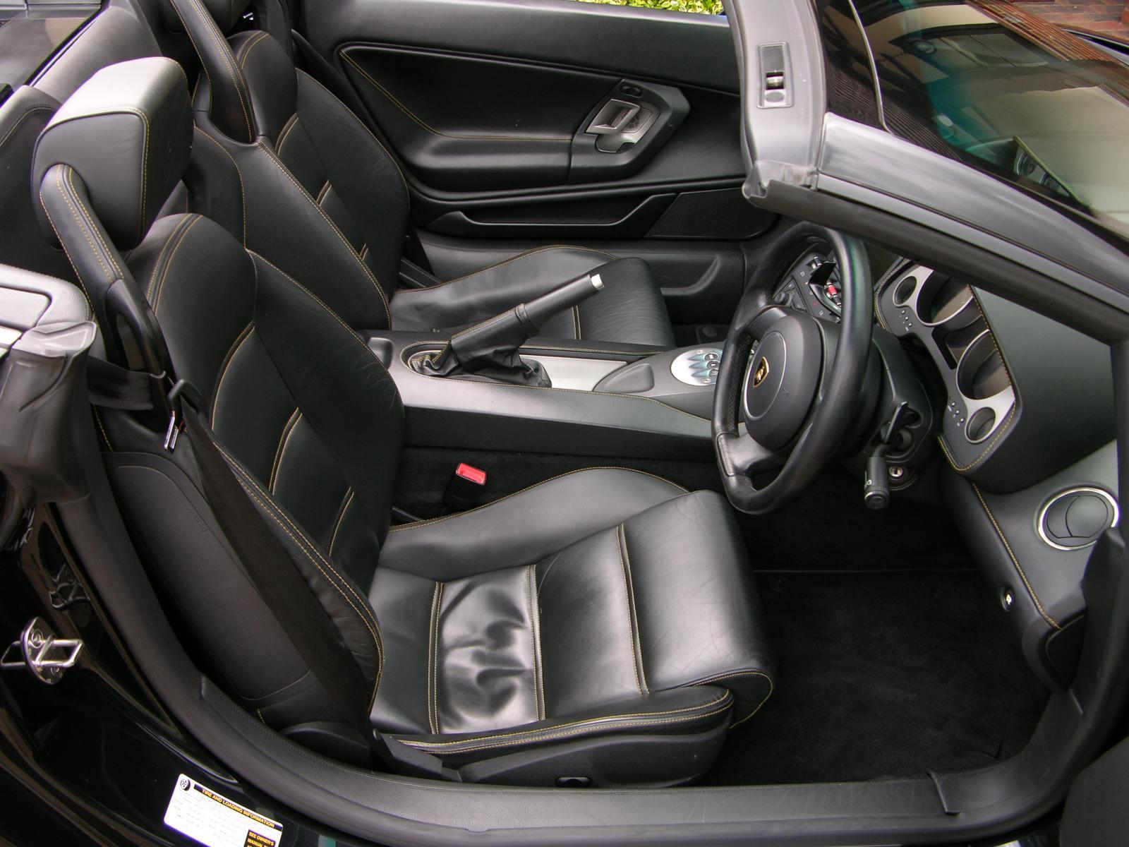 File 2006 Lamborghini Gallardo Spyder E Gear Flickr The Car Spy