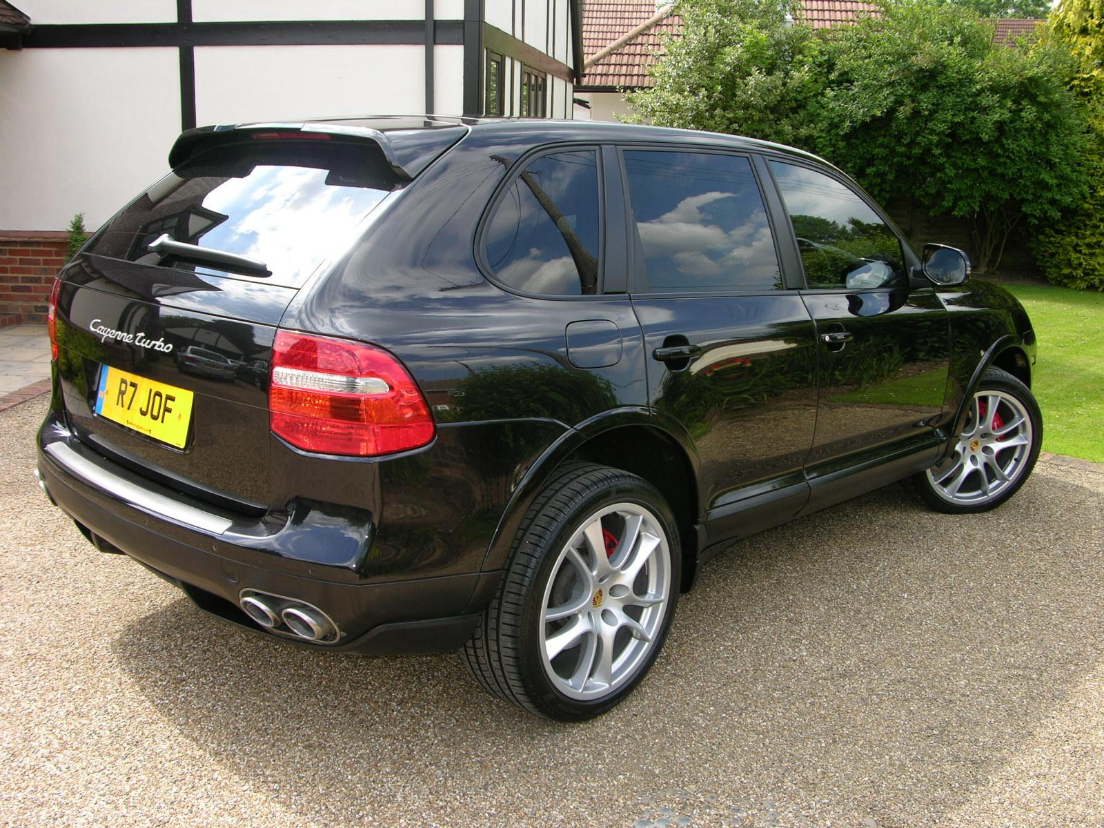 File:2007 Porsche Cayenne Turbo - Flickr - The Car Spy.jpg ...