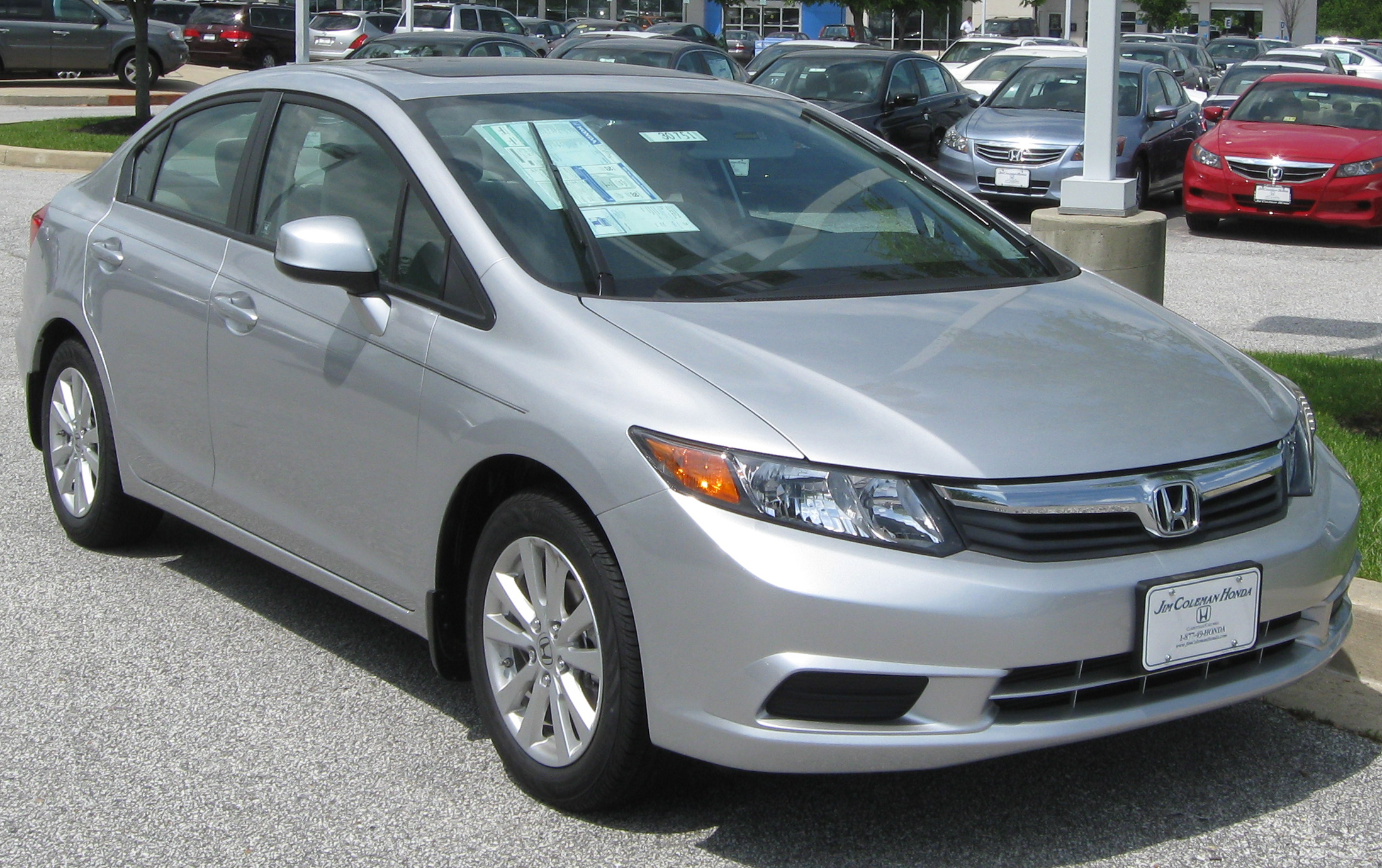 Automotive Gallery Honda Civic In Washington Dc Review