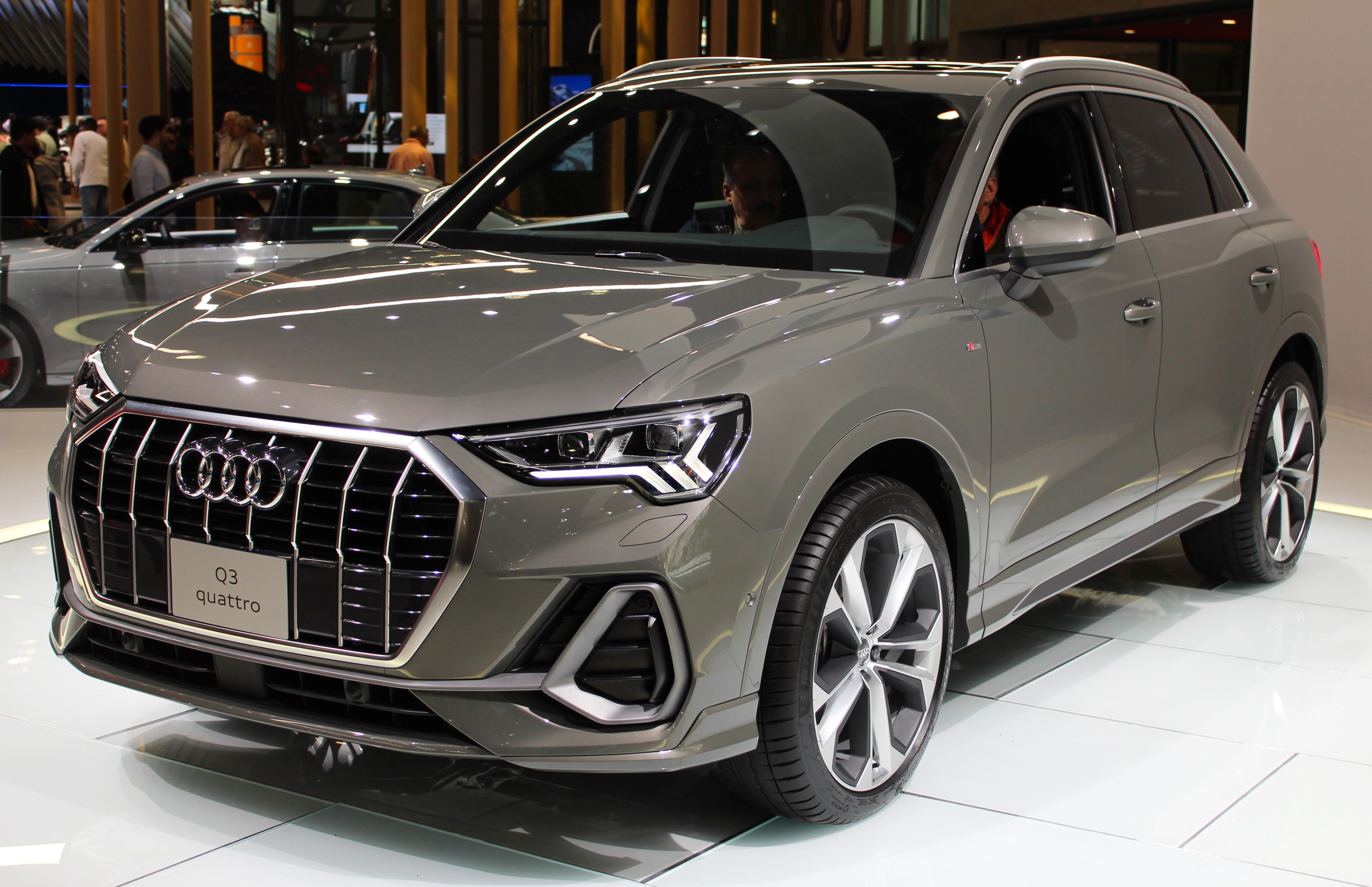 Kekurangan Audi Q3 2019 Harga