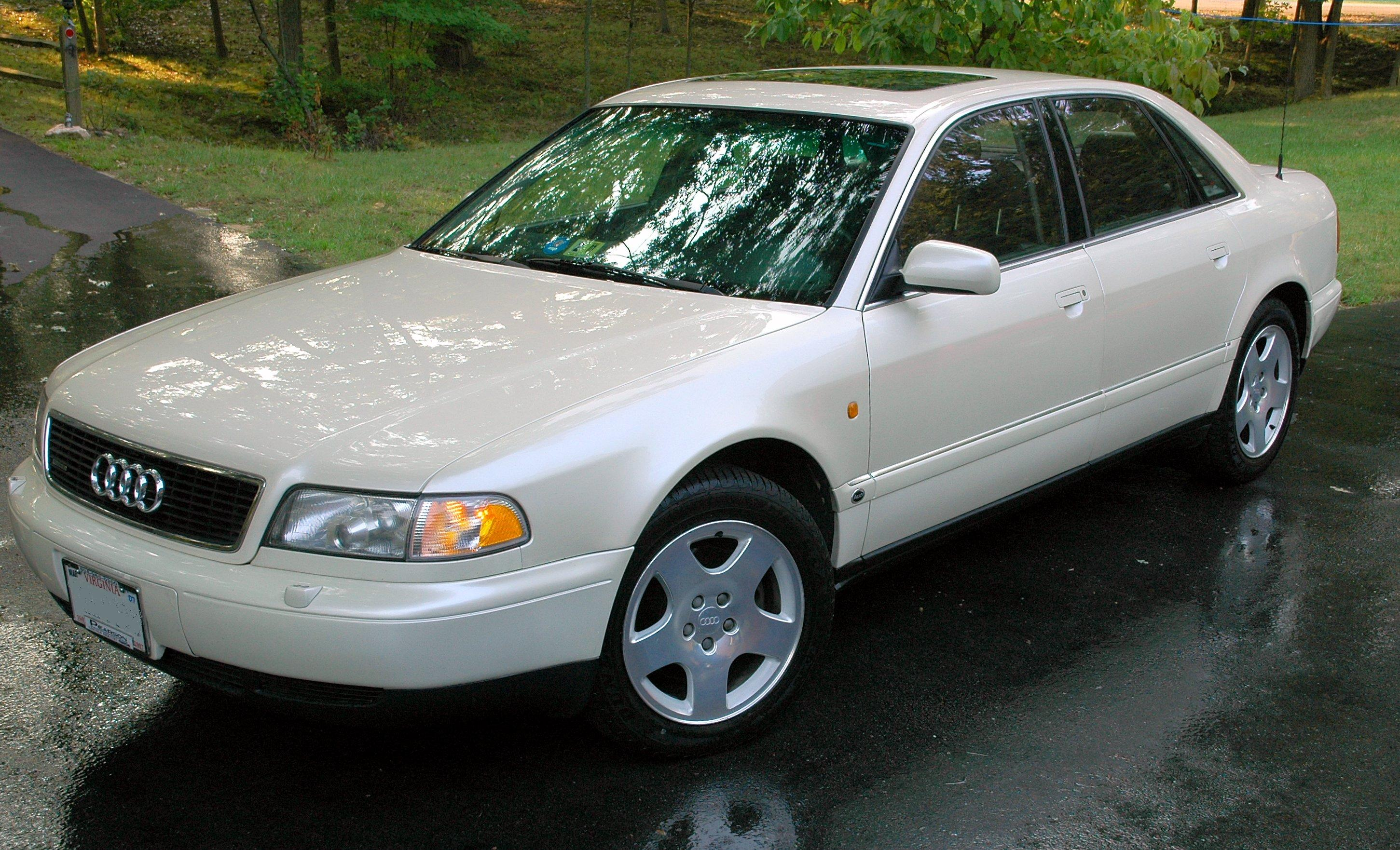 Audi A8 - Wikipedia, the free encyclopedia