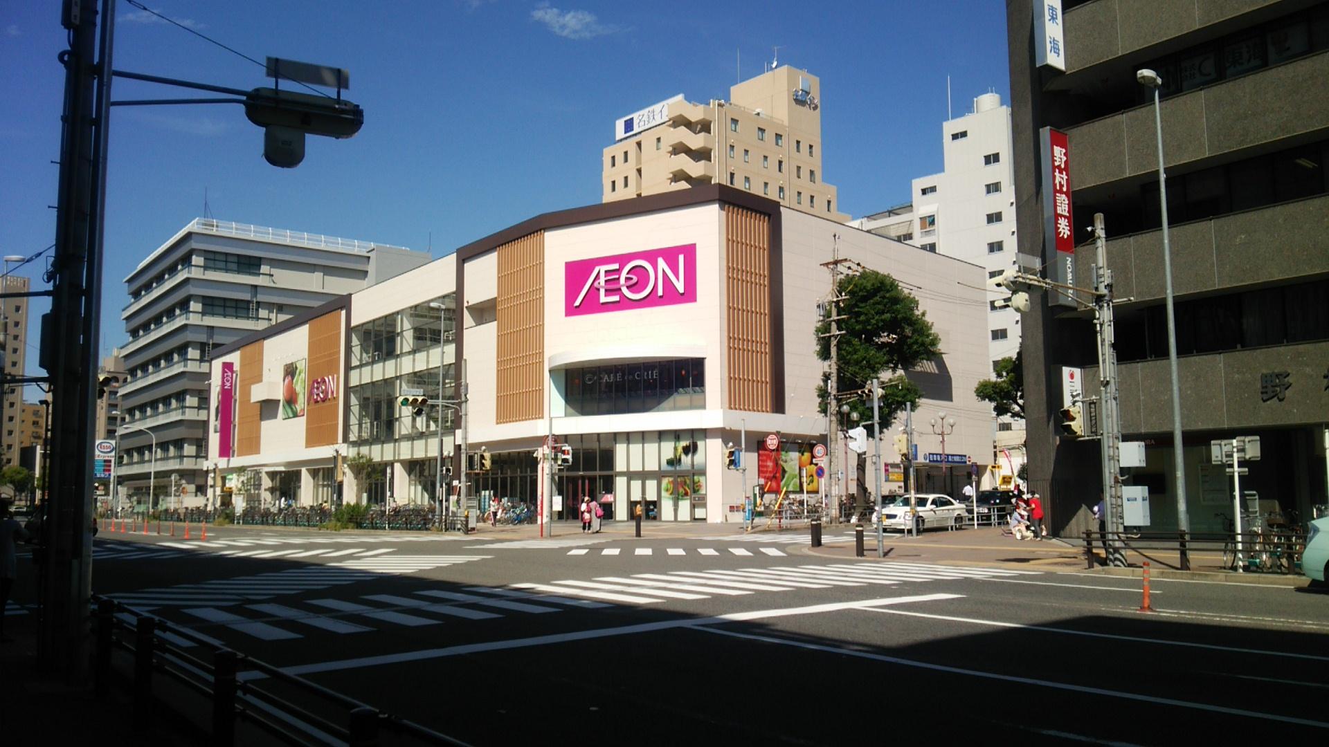 イオン金山店 Wikipedia