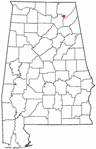 Loko di Langston, Alabama