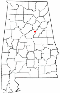 Loko di Vincent, Alabama