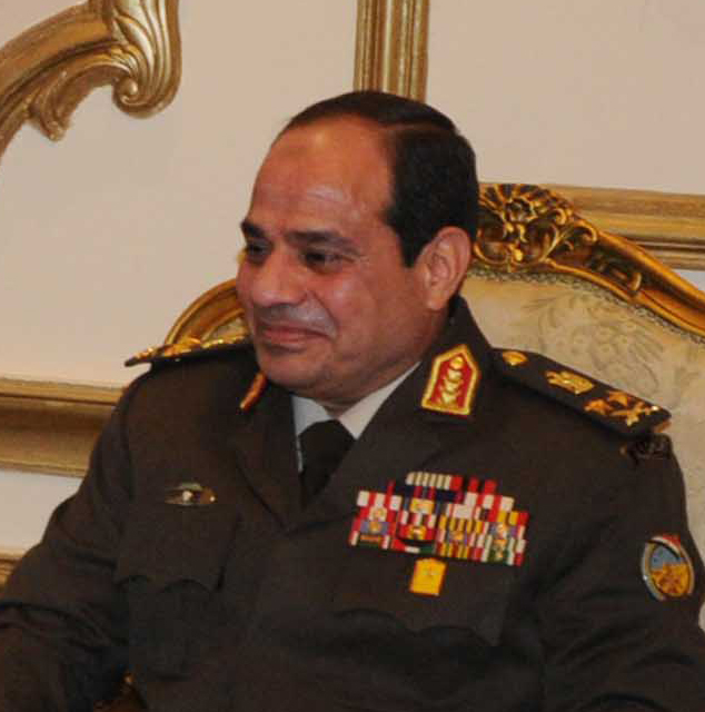 Abdel Fattah El Sisi Military Wiki Fandom Powered By Wikia