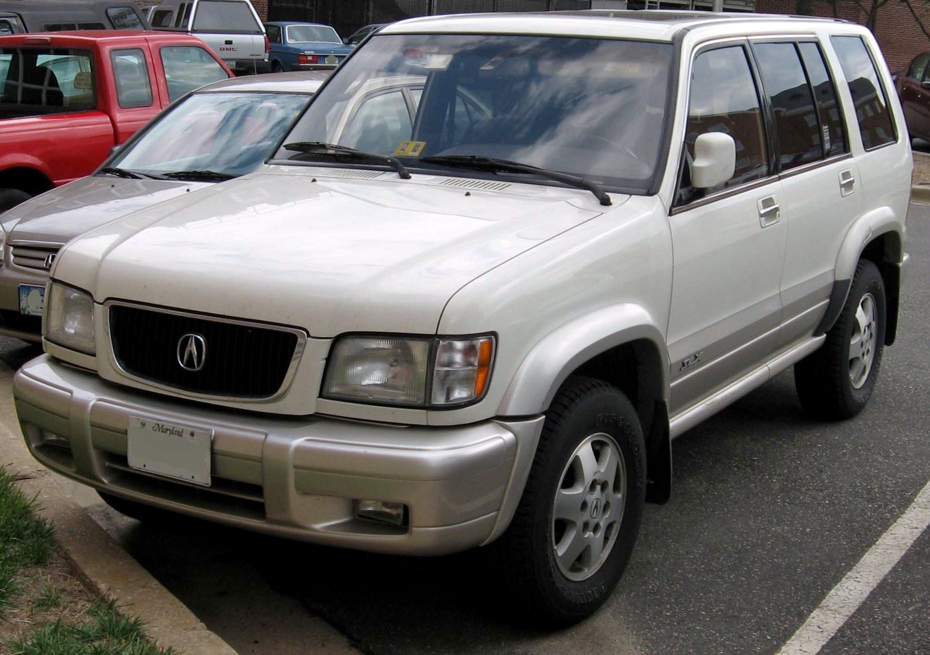 Best Cars 1998 Acura Slx