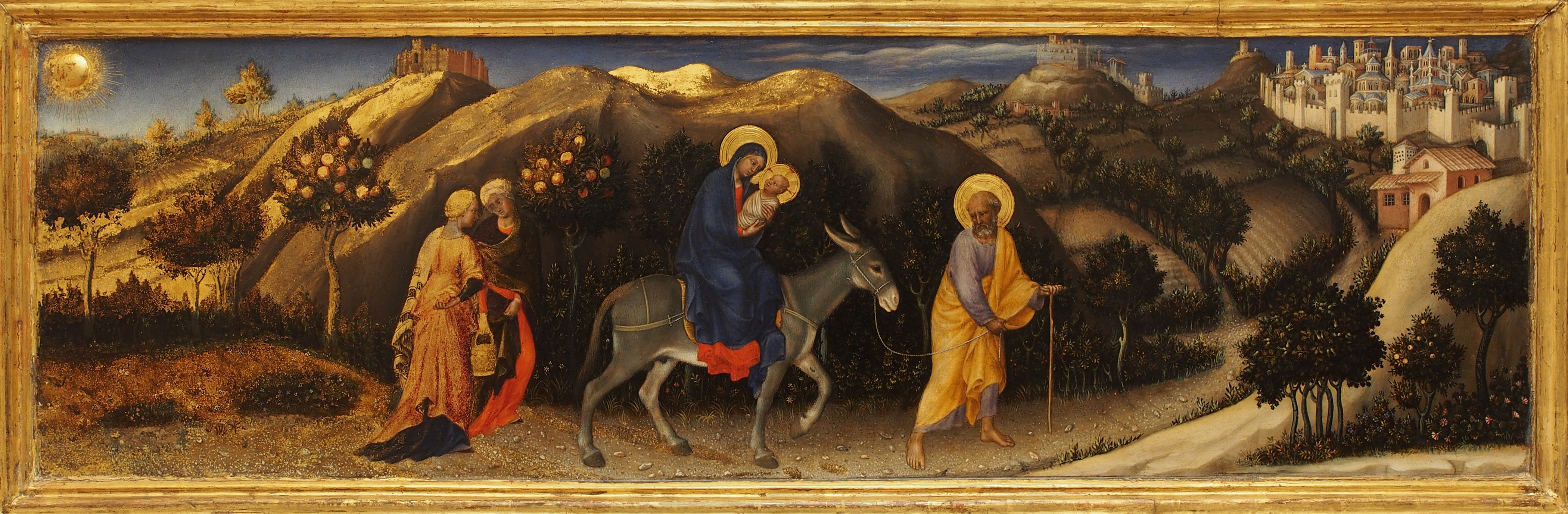 Image result for flight into egypt