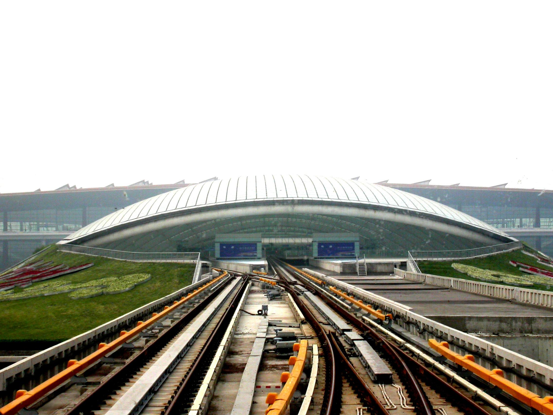 Beijing Airport Inside Airport Line Beijing Subway