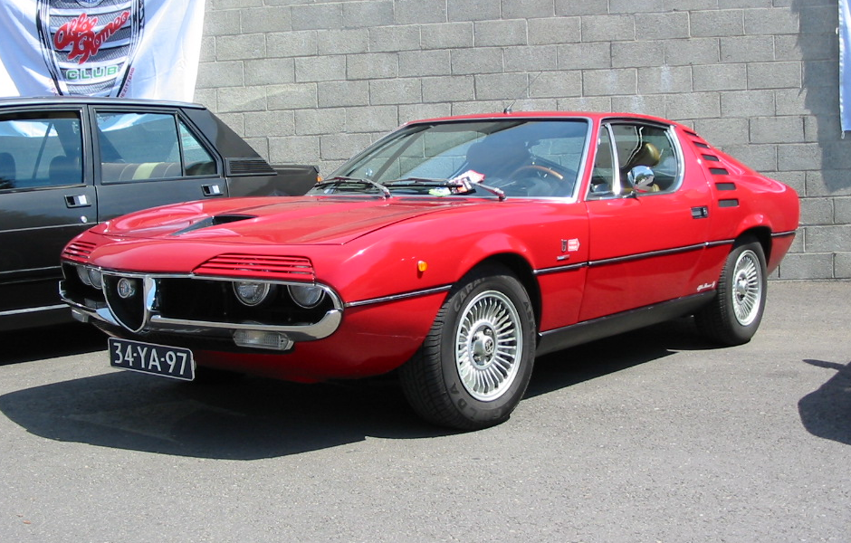 alfa romeo montreal wikipedia wolna encyklopedia. Black Bedroom Furniture Sets. Home Design Ideas