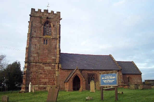 All Saints Church, Handley