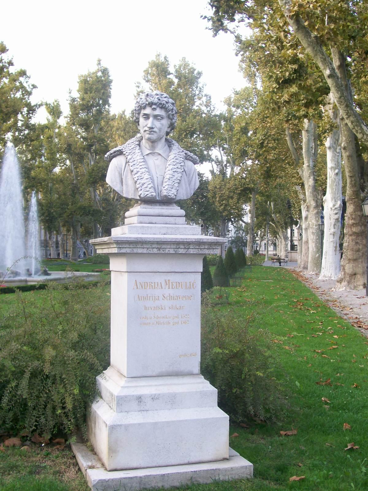 Andrija Medulic Wikipedija