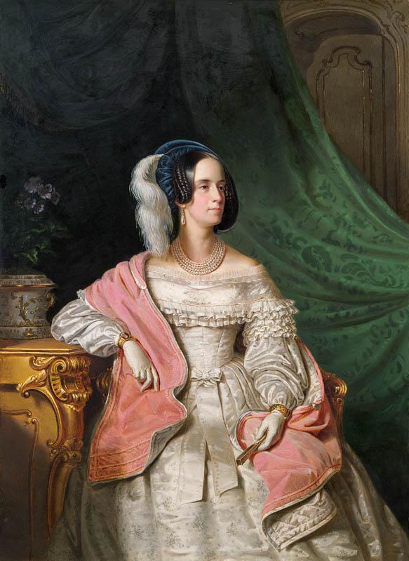 Anton Einsle - Maria Anna Carolina Pia, Prinzessin von Savoyen.jpg