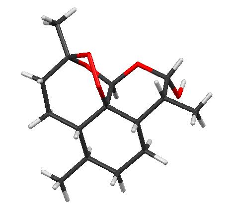 Artemisinin 3D