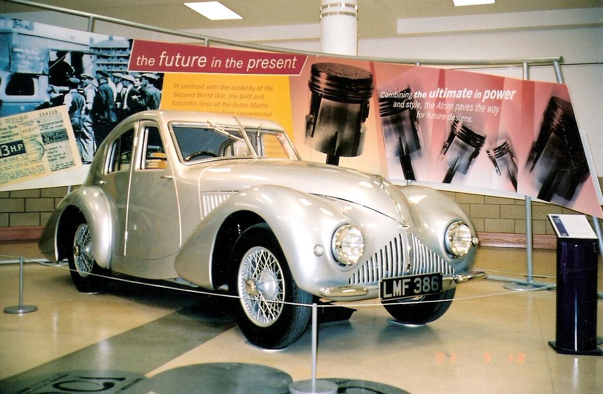 Aston Martin Atom Wikipedia