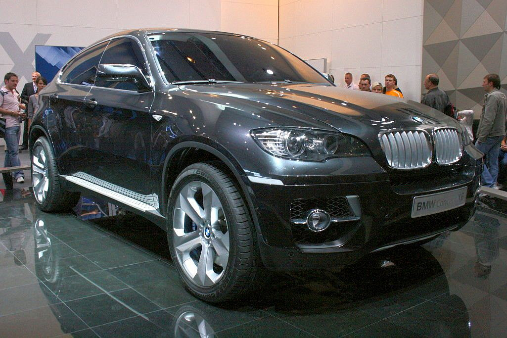File:BMW X6.jpg - Wikimedia Commons