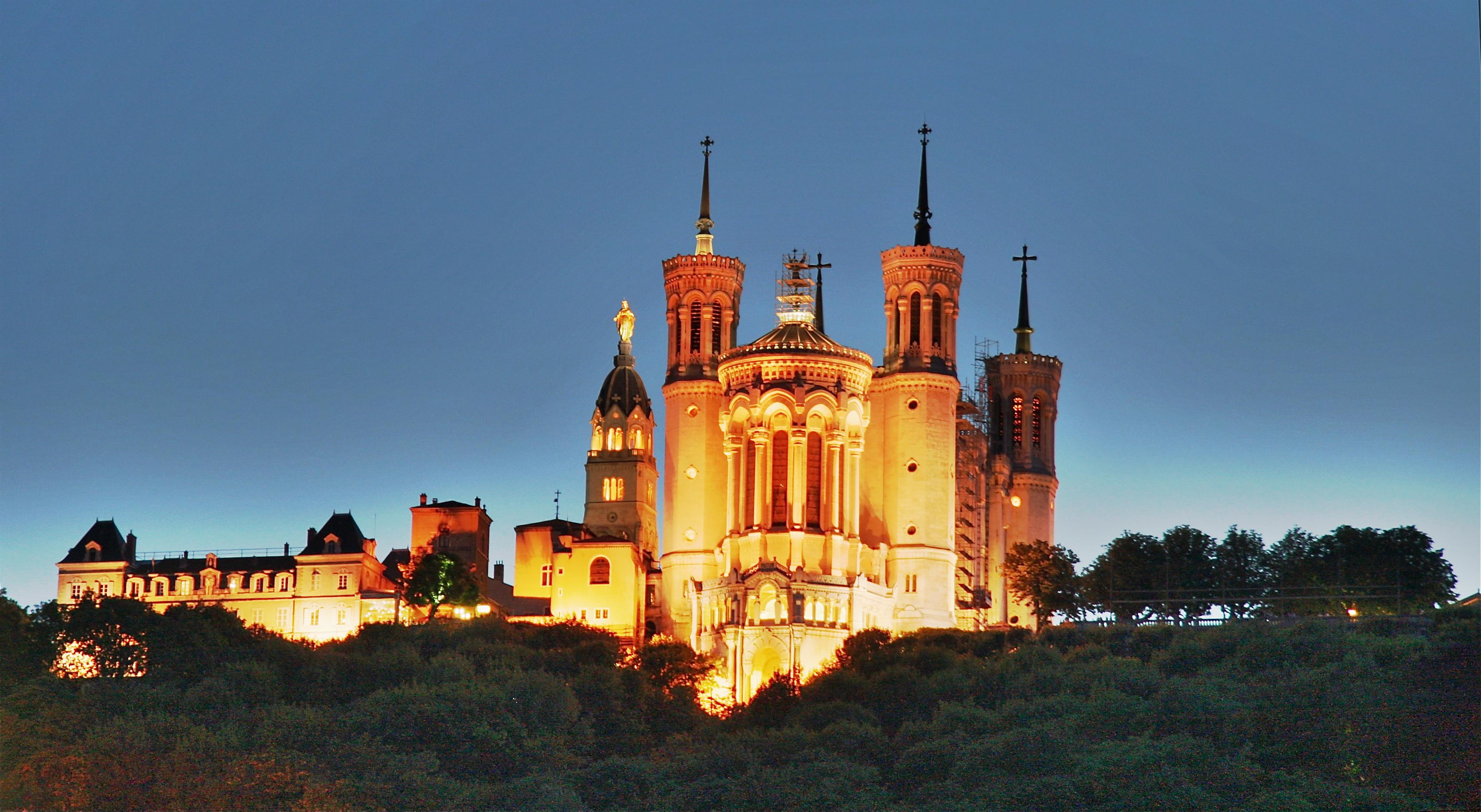 File basilica fourviere lyon wikimedia commons for Audiovisuel exterieur de la france