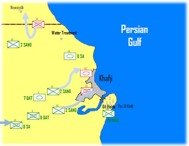battle of wadi al-batin